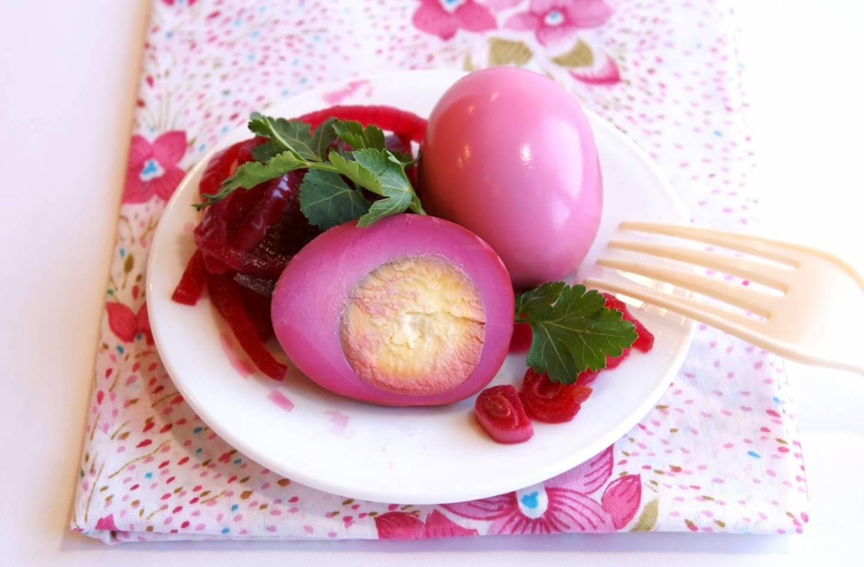 Маринованные яйца пошаговый рецепт с картинками