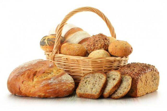 Fresh Bread Tray