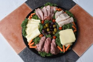 Dietz & Watson Meat and cheese tray