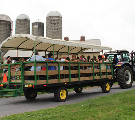 Family Farm Days - Wagon Rides