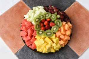 Fruit Frenzy Tray
