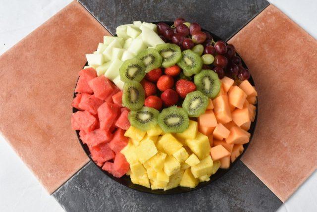 Fruit Frenzy Tray