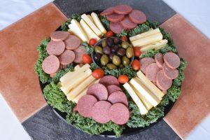 Half-Time Snack Platter