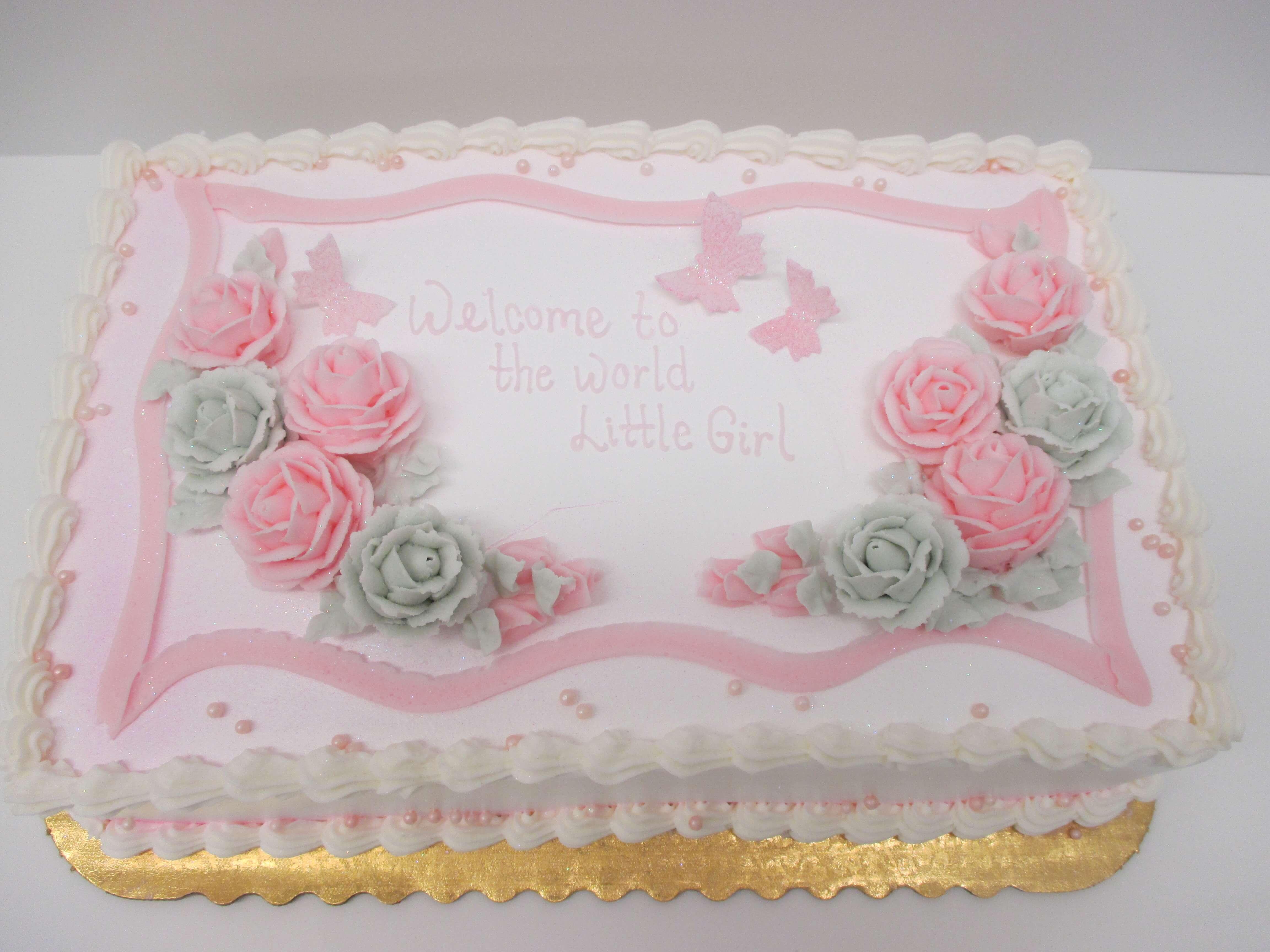 Baby Celebrations The Bake Shoppe