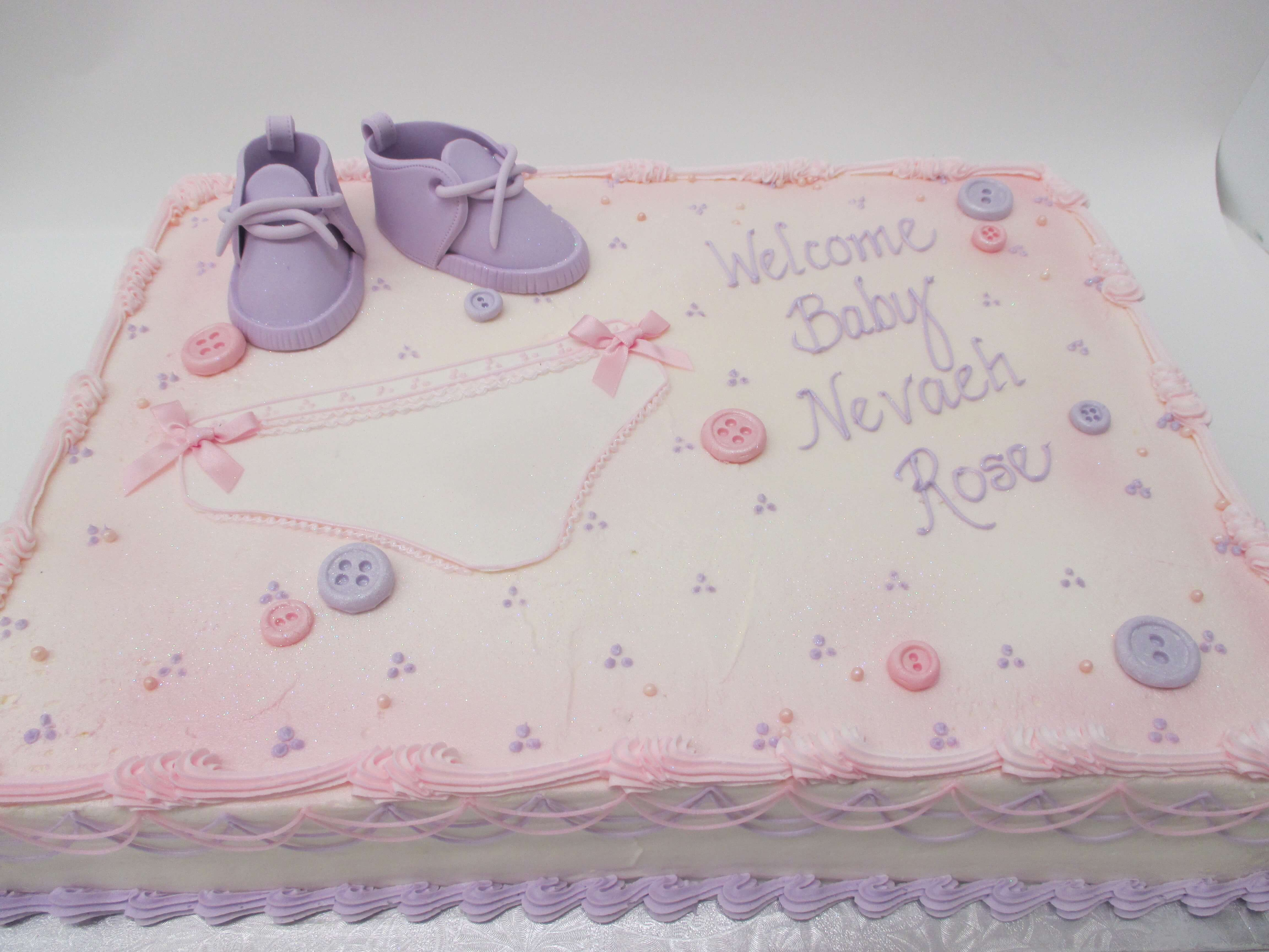 Baby Celebrations The Bake Shoppe Oregon Dairy