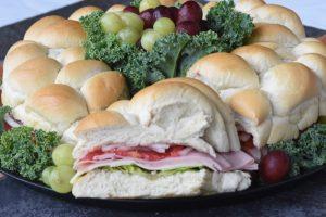 Karousel Sandwich