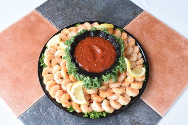 Shrimp Feast Platter