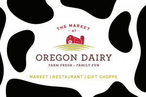 Oregon Dairy Gift Card
