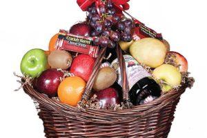 Grand Delight Fruit Basket