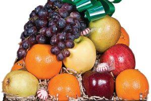 Harvest Treasure Fruit Basket