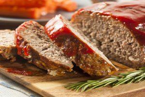 restaurant meatloaf