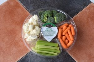 Extra Small Vegetable Tray