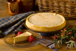 Plain Cheesecake 37 oz