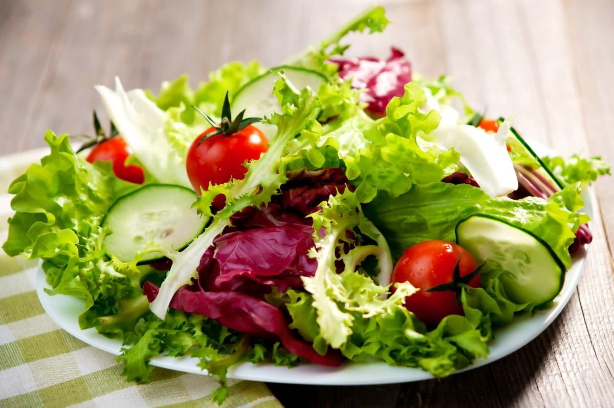 Soups & Salad