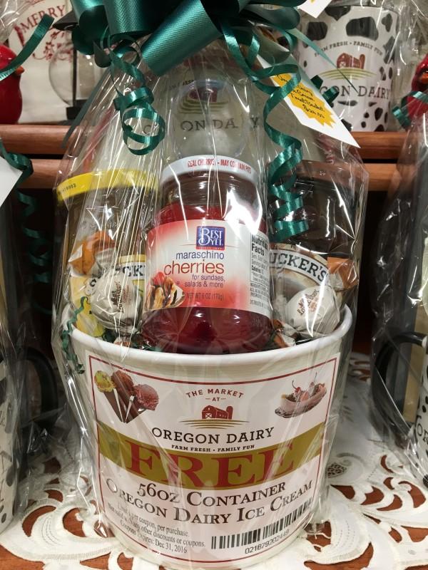 Gift Shop baskets