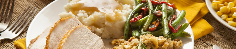 Holiday Dinners - Heat & Serve