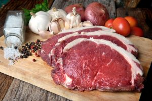 Angus Steaks - reduced size