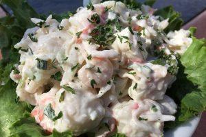 Krab Seafood Salad