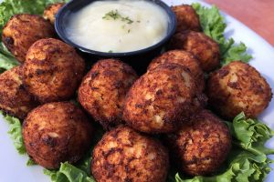 Mini Chicken Croquettes
