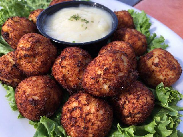 Mini Chicken Croquettes