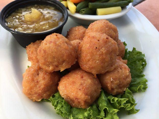 Mini Ham Balls