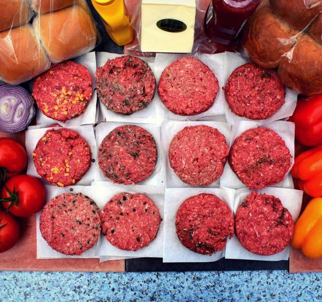 Gourmet Burger Bundle