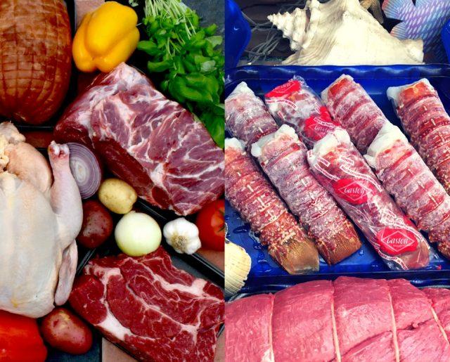 meat bundle slider