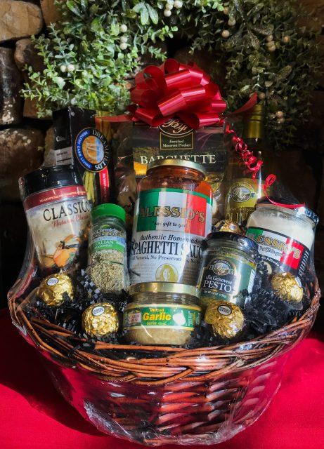 italian gift basket