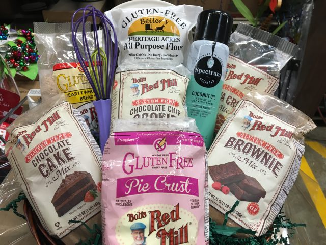Gluten Free Product Offerings