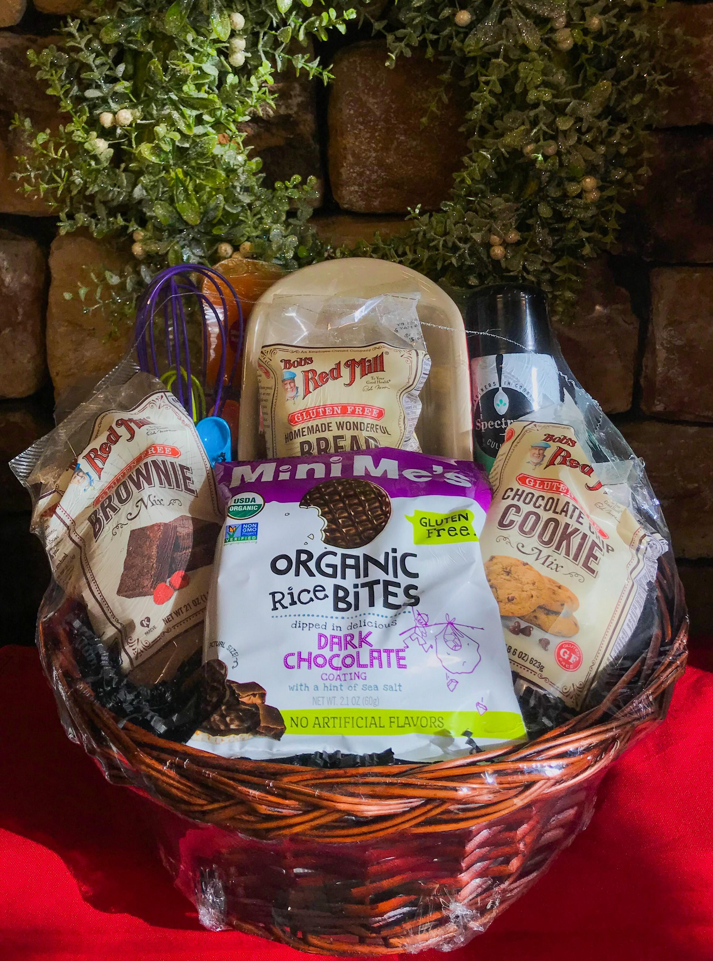 Medium Gluten Free Baking Gift Basket