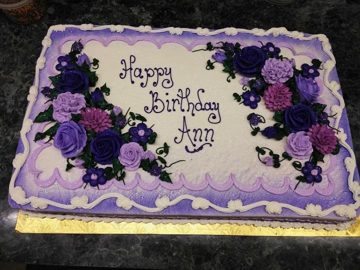 Fantastic Birthday Cakes The Bake Shoppe Oregon Dairy Funny Birthday Cards Online Elaedamsfinfo