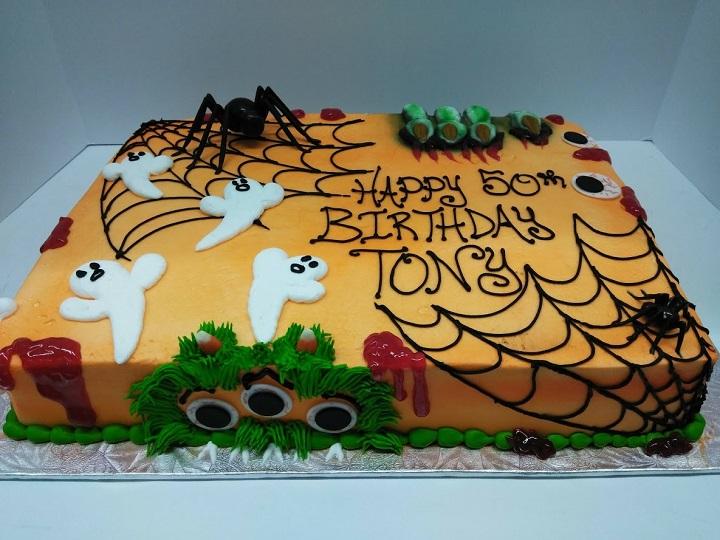 Birthday Cakes The Bake Shoppe   Oregon Dairy
