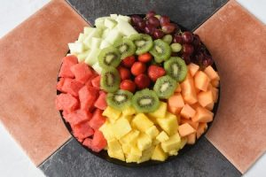 Fruit & Vegetable Trays