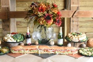Wrap & Sandwich Trays